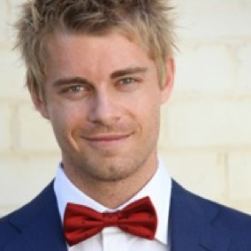 Luke Mitchell Actor & Model