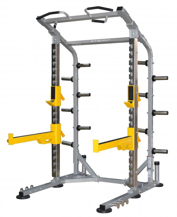SYNERGY HALF RACK